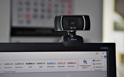 Can I require employees to turn on their cameras during meetings?
