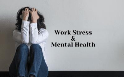 When Stress Affects an Employee's Mental Health